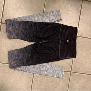 lululemon athletica Pants - Lululemon wee stripe ombré leggings